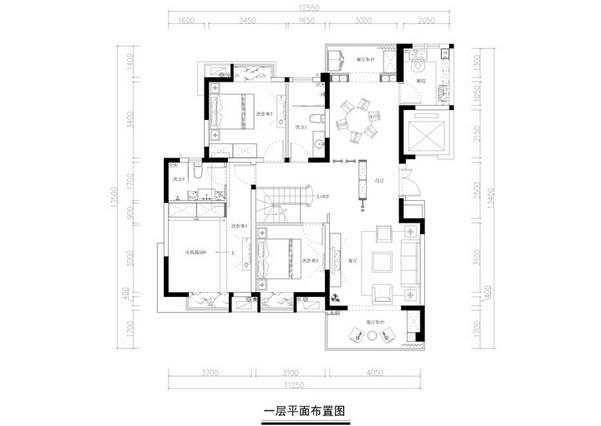 黄金时代中式风格装修-5