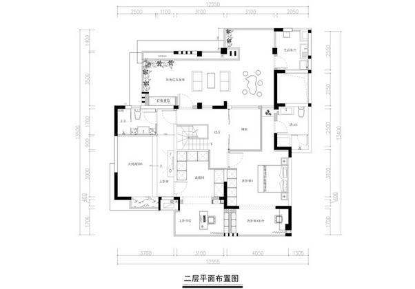 黄金时代中式风格装修-6
